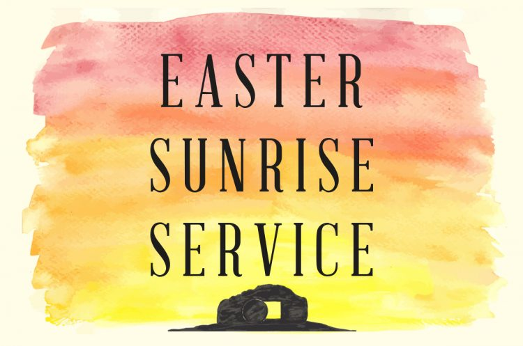 Easter Sunrise Service - Grace Fellowship Church, Kennett Square
