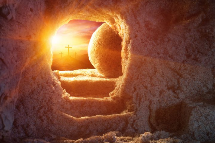 Empty Tomb - the significance of the resurrection