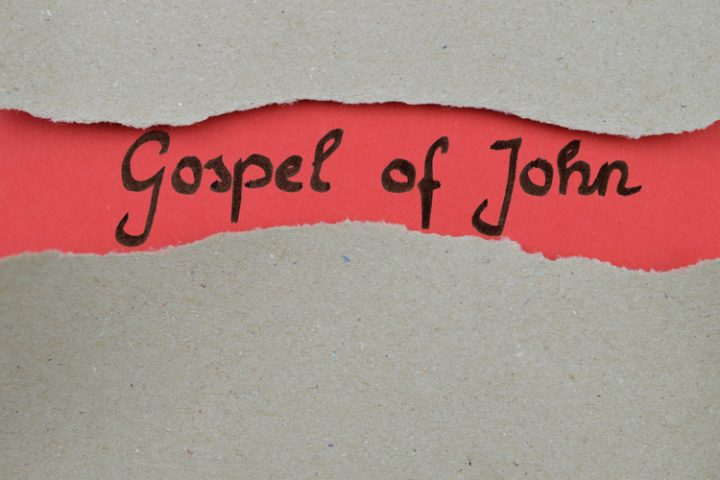 Picture of sermon title: Gospel of John